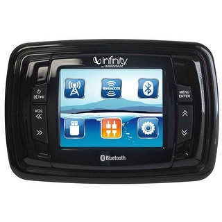 "Infinity Prv350 3.5"" Color Tft Screen Am/Fm/Bt/Usb/Aux In/ - INFPRV350"