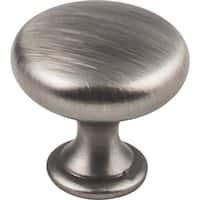 """Elements 3910 Madison 1-3/16"""" Diameter Mushroom Cabinet Knob"""
