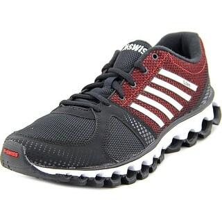 K-Swiss Tubes Round Toe Synthetic Running Shoe
