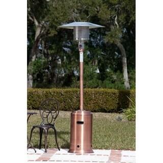 Fire Sense 60688 89 Inch Tall 46000 BTU Free Standing Liquid Propane Heater with