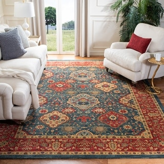 Link to Safavieh Mahal Sigourney Traditional Oriental Rug Similar Items in Rugs