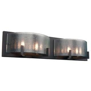 """Rogue Decor 611220 Firefly 4 Light 22"""" Wide Bath Bar"""