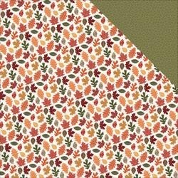 """Bountiful - Autumn Orchard Double-Sided Cardstock 12""""X12"""""""