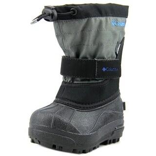 Columbia Powderbug Plus II Round Toe Synthetic Snow Boot