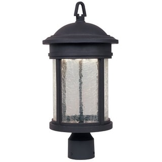 Designers Fountain LED31136 1 Light Post Lantern with LED Lights