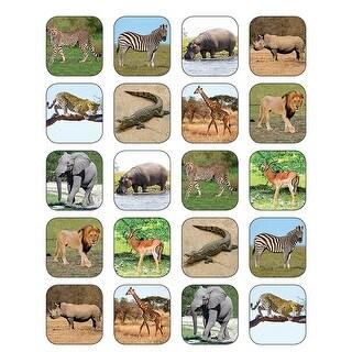 Safari Animals Stickers