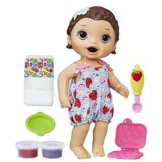 Hasbro Baby Alive Super Snacks Snackin' Lily