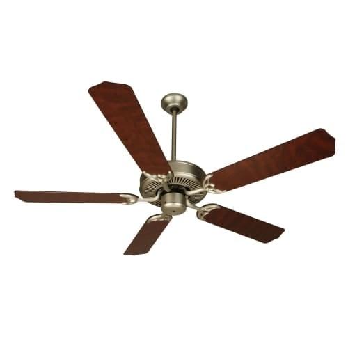 "Craftmade K10436 Contractor's Design 52"" 5 Blade Energy Star Indoor Ceiling Fan - Blades Included"