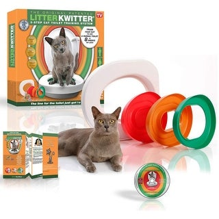 Cat Toilet Training System Cat Toilet Training System