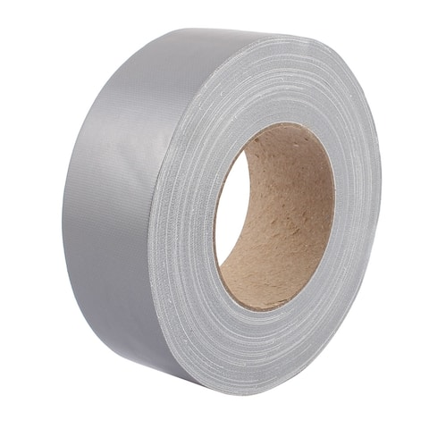 48mm Width Gray Strong Double-sided Duct Tape Waterproof No Trace 50M Length