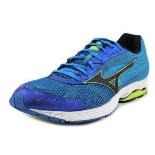 Mizuno Wave Sayonara 3 Men Round Toe Synthetic Blue Running Shoe