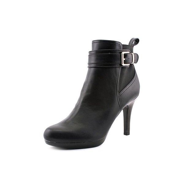 Alfani Ranjer   Round Toe Synthetic  Ankle Boot