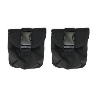 Scuba Diving Palantic Trim Counter Weight Pocket Pouch 4LB, Pair