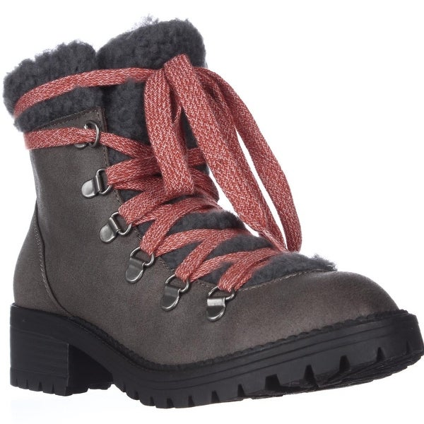 madden girl Bunt Winter Boots, Stone - 6 us