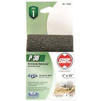 "Shopsmith 12230 Ceramic Sanding Belt, 36 Grit, 3"" W x 18"" L"