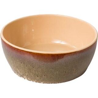 Pompeii Dog Stoneware Dish