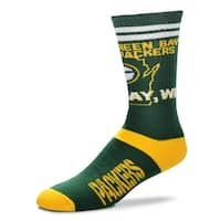 Green Bay Packers State Stripe Socks