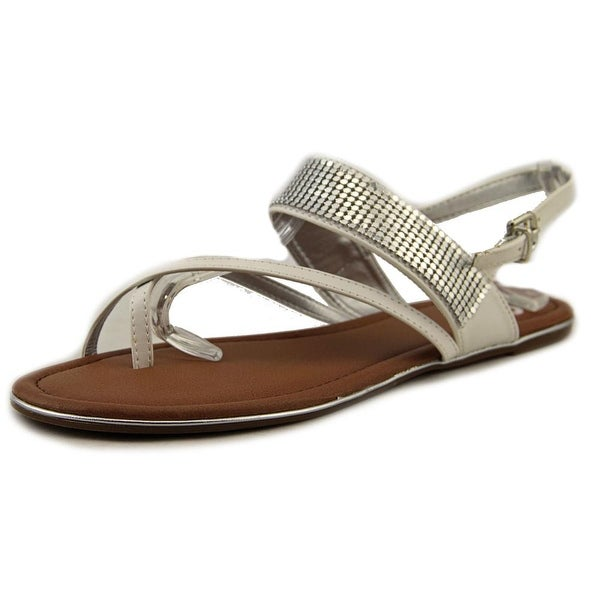 Madeline Asa Open Toe Synthetic Sandals