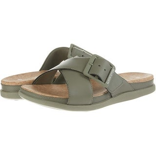 Link to Clarks Women's Shoes step june shell Open Toe Casual Slide Sandals Similar Items in Women's Shoes