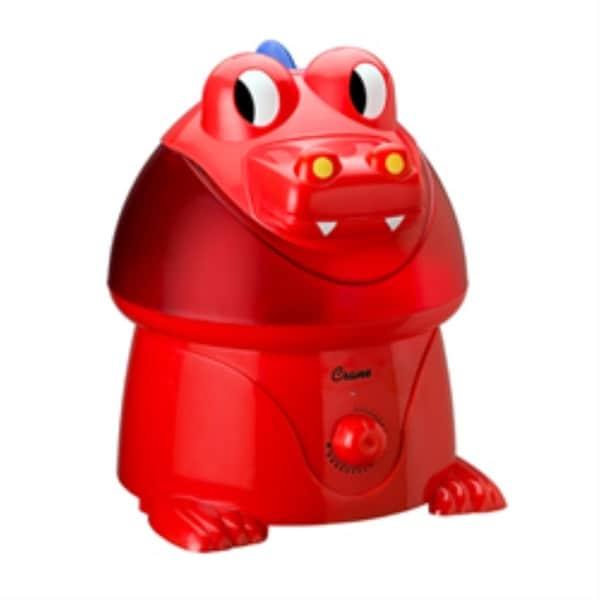 Crane EE-5058 Dragon Ultrasonic Cool Mist Humidifier - Red