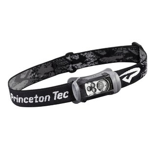 Princeton Tec Remix 150 Lumen Headlamp Black-White LEDs RMX150-BK