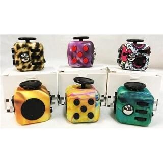 DDI 2272714 Graphic Assorted Fidget Cubes Case of 24