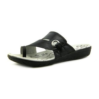 Baretraps Jones Open Toe Leather Slides Sandal