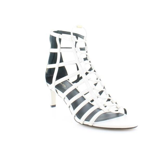 Calvin Klein Neah Women's Sandals & Flip Flops Soft white - 6