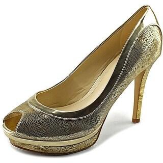Marc Fisher Monaye 3 Women Open Toe Synthetic Platform Heel