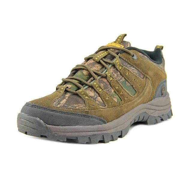 Northside Tioga Men Round Toe Suede Hiking Shoe