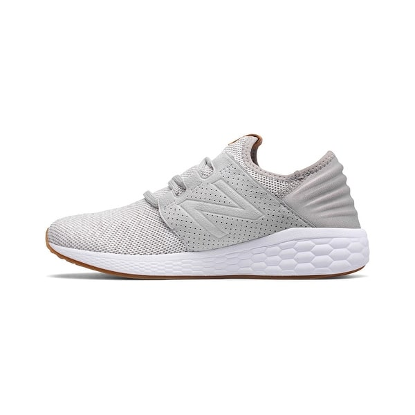 Womens New Balance Fresh Foam Cruz v2 Knit Rain Cloud