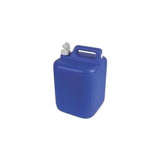 Coleman 5 Gallon Water Carrier Jug 5 Gal Water Carrier Blue Global Jug