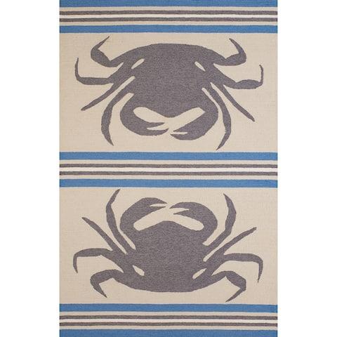 Westfield Home Panama Jack Signature Crab Shack Area Rug