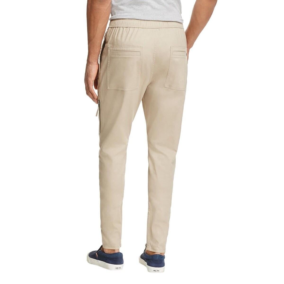 latest selection shoes for cheap largest selection of 2019 Zanerobe Blockshot Drawstring Regular Fit Chino Pants 30x30 Khaki Cargo  Pants
