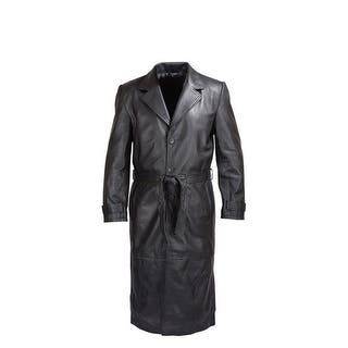 Mens Black Lambskin Classic Leather Trench Coat|https://ak1.ostkcdn.com/images/products/is/images/direct/4cdadf6abdf50b2eee751460c9ef119c09001543/Mens-Black-Lambskin-Classic-Leather-Trench-Coat%C2%A0.jpg?impolicy=medium