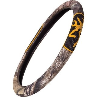 Browning bsw3406 browning 2-grip steering wheel cover mobu country