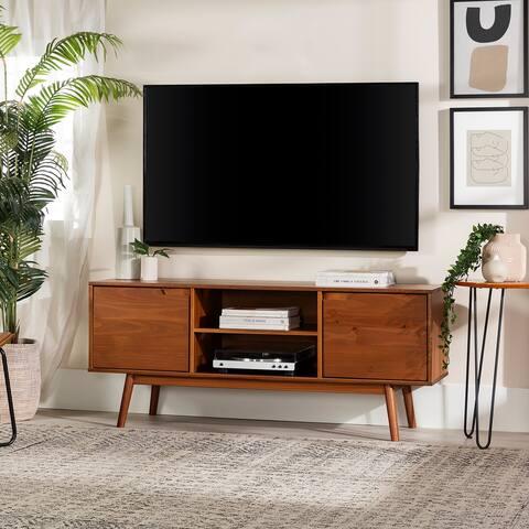 Carson Carrington 58-Inch Mid Century TV Stand Console