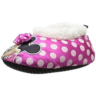 Disney Minnie Toddler Slippers - 11-12 medium (b,m)
