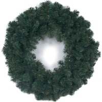 "Colorado Pine Wreath 24""-200 Tips"