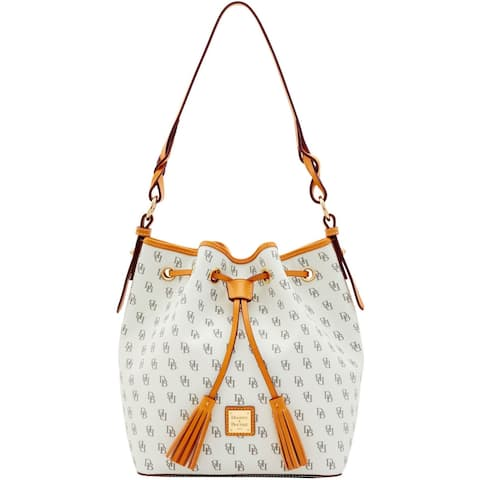 Dooney & Bourke Blakely Tasha Drawstring Shoulder Bag (Introduced by Dooney & Bourke in )