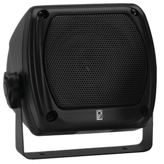 PolyPlanar Subcompact Box Speaker, Pair (Option: White)