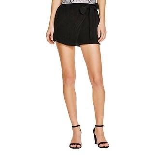 Ella Moss Womens Casual Shorts Tencel Wrap