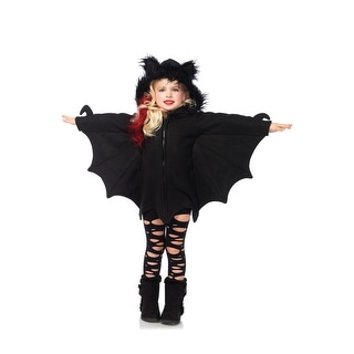 Leg Avenue Cozy Bat Child Costume - Black