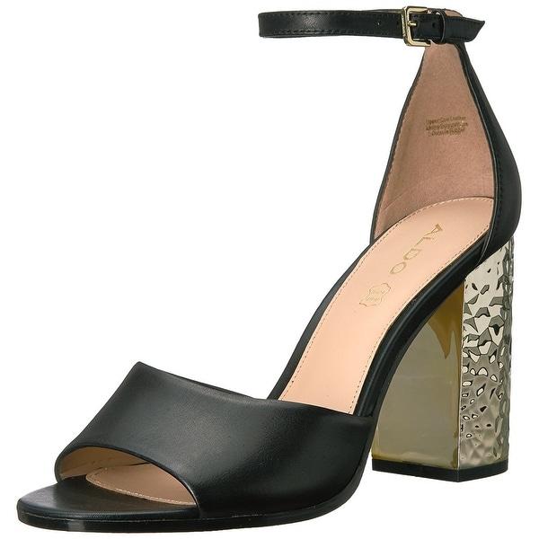 Aldo Womens Nilia Open Toe Casual Ankle Strap Sandals