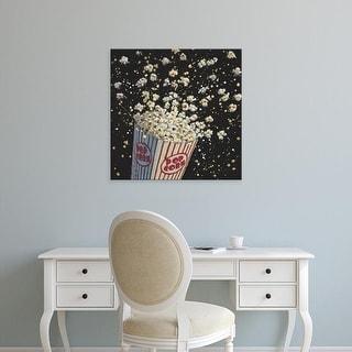 Easy Art Prints James Wiens's 'Cinema Pop' Premium Canvas Art