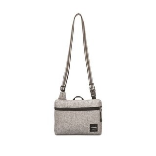 Pacsafe Slingsafe LX50 - Tweed Grey Anti-theft Mini Crossbody