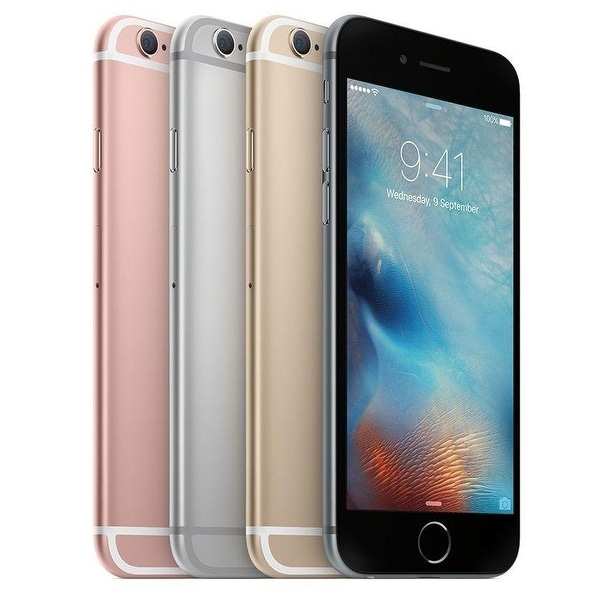 Apple iPhone 6s 64GB Unlocked GSM 4G LTE Dual-Core Phone w/ 12MP Camera (Refurbished)