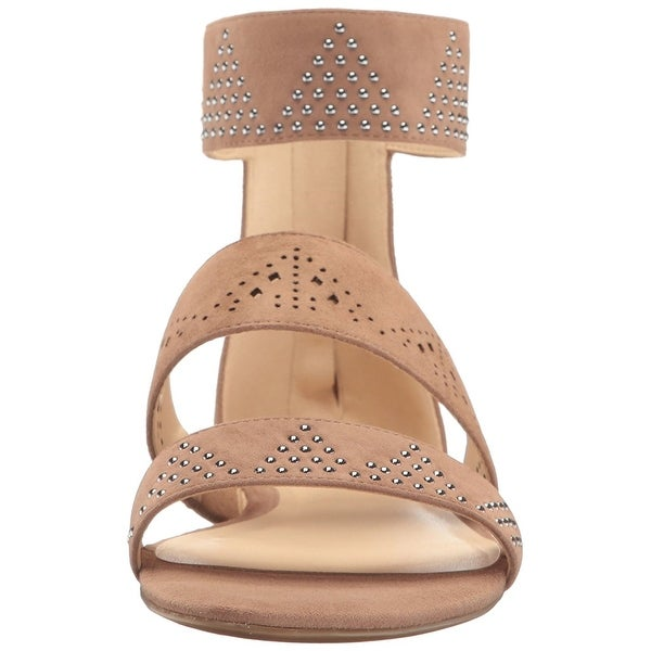 Nine West Womens Devar Open Toe Casual Strappy Sandals