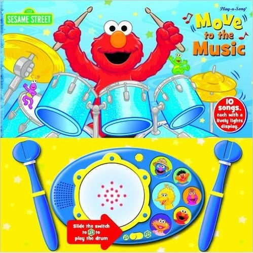 Sesame Street: Move to the Music