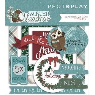 Winter Meadow Ephemera Cardstock Die-Cuts-
